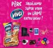Loterija - Saldējums Super Viva - Ēd saldējumu un laimē katru dienu!