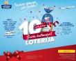 Loterija - Latvijas Maiznieks - 10 gadu jubileja Galda baltmaizei